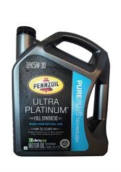 Моторное масло PENNZOIL Ultra Platinum Full Synthetic Motor Oil SAE 5W-30 (Pure
