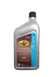 Моторное масло PENNZOIL Platinum High Mileage Full Synthetic Motor Oil SAE 5W-20