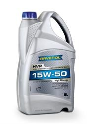 Моторное масло RAVENOL HVP High Viscosity Perfor. Oil SAE15W-50 ( 5л) new