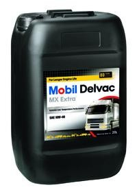 Масло моторное Mobil Delvac MX Extra